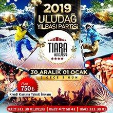 Uludağ Yılbaşı Turu 2019