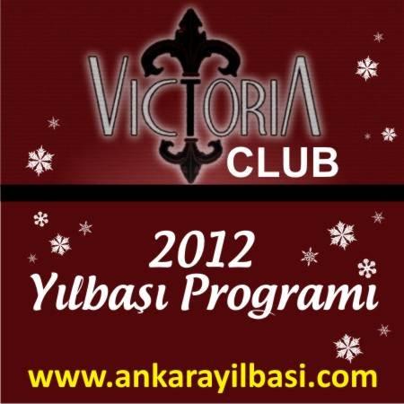 Victoria Club 2012 Yılbaşı Programı