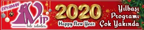 Vip Golden Eryaman Yılbaşı Programı 2020