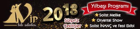 Vip Golden Eryaman Yılbaşı Programı 2018