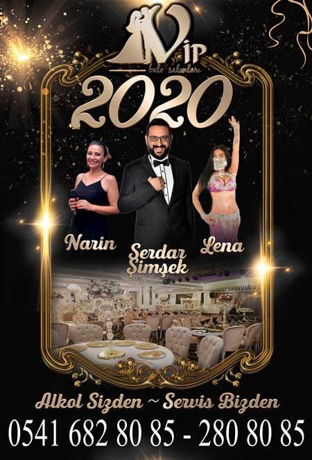 VIP Balo Salonu Eryaman Yılbaşı 2020