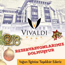 Vivaldi Otel Ankara Yılbaşı 2018