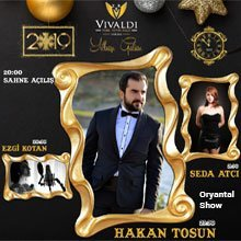 Vivaldi Otel Ankara Yılbaşı 2019