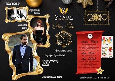 Vivaldi Park Otel Yılbaşı 2019