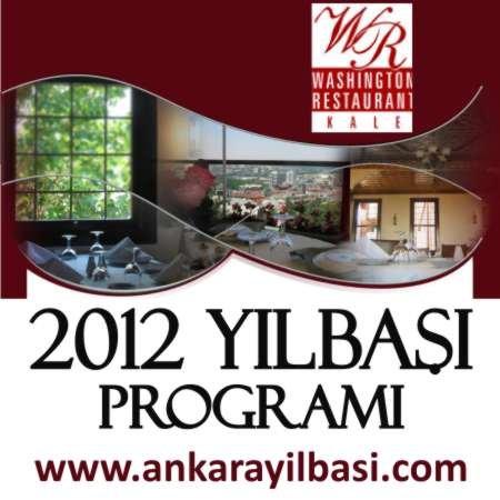 Washington Restaurant 2012 Yılbaşı Programı