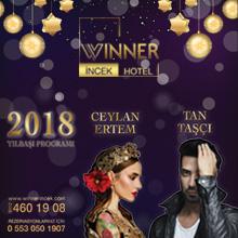 Winner İncek Yılbaşı Programı 2018