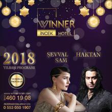 Winner İncek Yılbaşı 2018