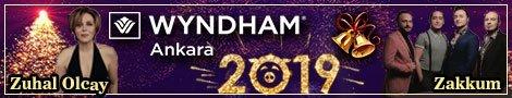 Wyndham Ankara Yılbaşı Programı 2019