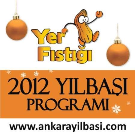 Yer Fıstığı 2012 Yılbaşı Programı