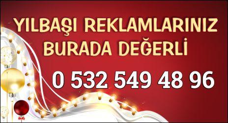Ankara Yılbaşı Vitrin