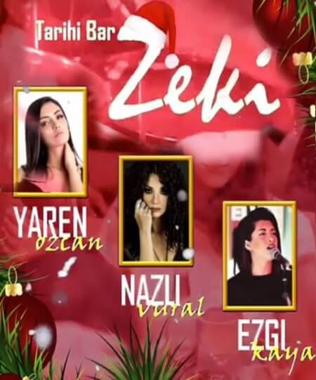 Zeki Bar Ankara Yılbaşı 2020