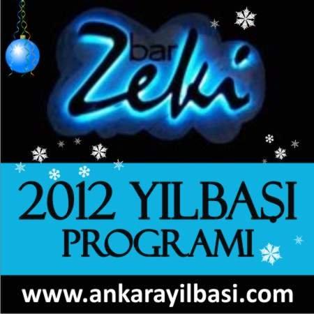 Zeki Bar 2012 Yılbaşı Programı