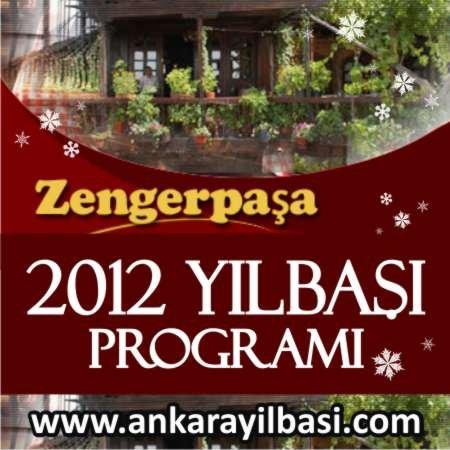 Zengerpaşa Konağı 2012 Yılbaşı Programı