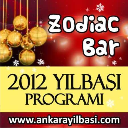 Zodiac Bar 2012 Yılbaşı Programı